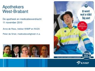 Apothekers  West-Brabant