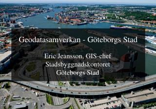 Geodatasamverkan - Göteborgs Stad