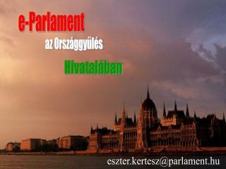 e-Parlament