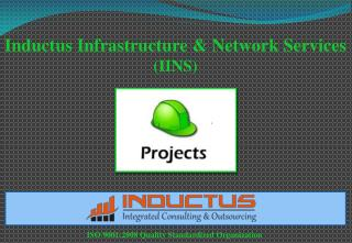 Inductus Infrastructure & Network Services  (IINS)