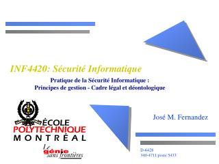 INF4420: S�curit� Informatique