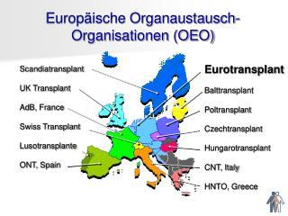 Europäische Organaustausch-Organisationen (OEO)