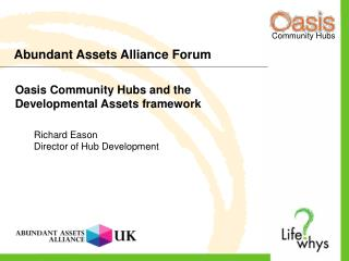 Abundant Assets Alliance Forum