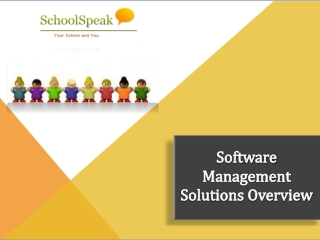 School Management Software for Elementary and Middle Schools