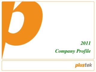 2011  Company Profile