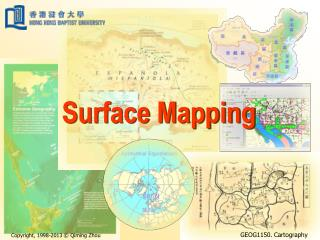 Surface Mapping