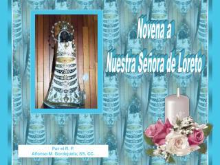 Novena a Nuestra Se�ora de Loreto