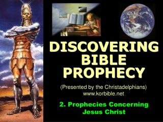 2. Prophecies Concerning Jesus Christ