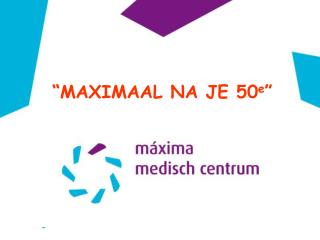 """MAXIMAAL NA JE 50 e """