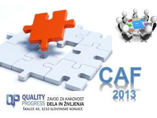 Caf 2013