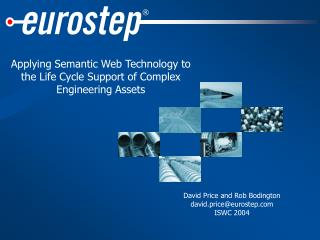 Applying Semantic Web Technology to the Life Cycle Support of Complex Engineering Assets