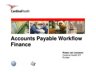 Accounts Payable Workflow Finance