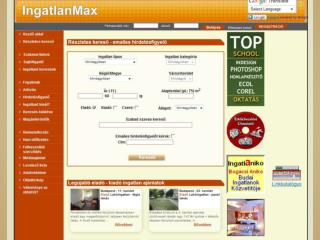 A kiválasztott ajánlatokat Település/Kerület/ - és ár, típus stb….  szerint rendezheti.