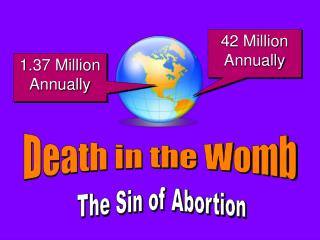 Death in the Womb