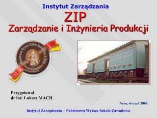 Instytut Zarządzania