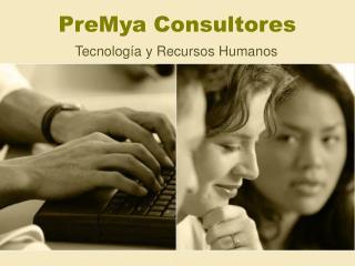PreMya Consultores