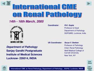 Slide Seminar - II Pathology of Renal Transplant