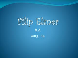 Filip  Elsner