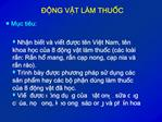 NG VT L M THUC