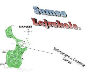 Sams�    Lejrskole.