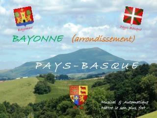 BAYONNE    ( arrondissement)