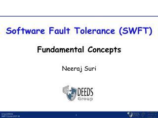 Fundamental Concepts Neeraj Suri