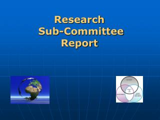 Research  Sub-Committee  Report