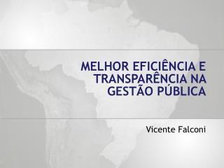Vicente Falconi