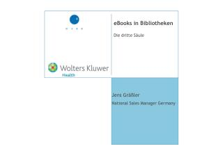 eBooks in Bibliotheken