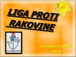 Veronika  Fejková VII.B