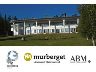 EU-projekt hos Murberget /  ABM Resurs