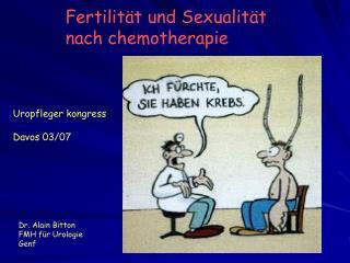 Fertilität und Sexualität nach chemotherapie