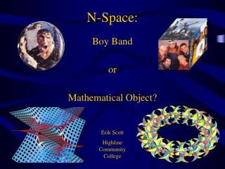 N-Space: