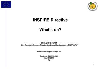 INSPIRE Directive What's up?