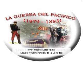 Prof. Natalia Salas Tapia Estudio y Comprensi n de la Sociedad