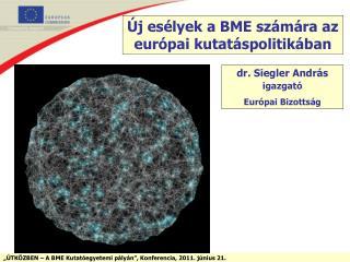Új esélyek a BME számára az európai kutatáspolitikában