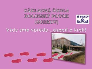 Základná škola Dolinský potok ( Suľkov )