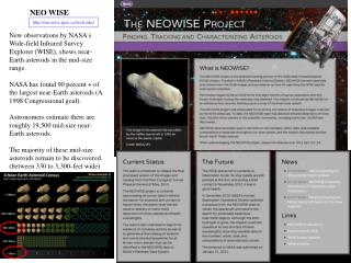 NEO WISE
