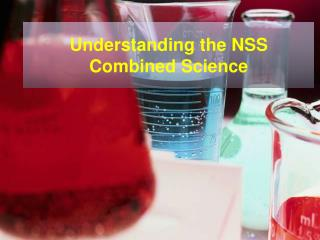 Understanding the NSS Combined Science