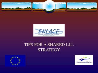 TIPS FOR A SHARED LLL STRATEGY