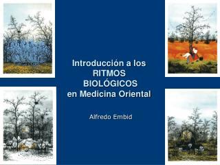 Introducción a los RITMOS BIOLÓGICOS en Medicina Oriental