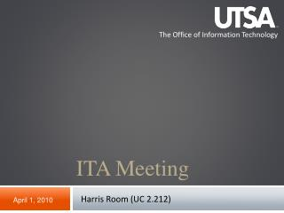 ITA Meeting