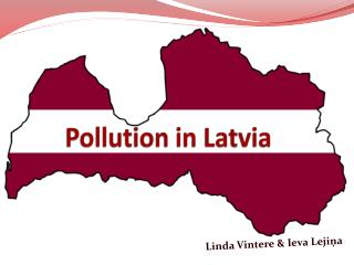 Pollution in Latvia