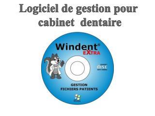 Logiciel de gestion pour  cabinet  dentaire