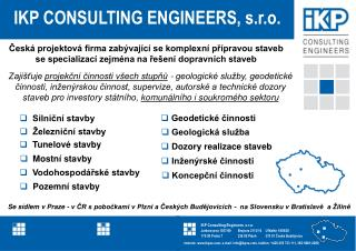 IKP Consulting Engineers