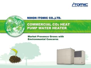 Market Presence Grows with Environmental Concern s
