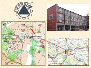 Pl. Konsulatu Polskiego 1 10-532 Olsztyn, II piętro