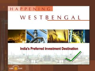 India's Preferred Investment Destination