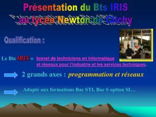 Le Bts  IRIS  =