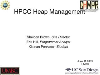 HPCC Heap Management